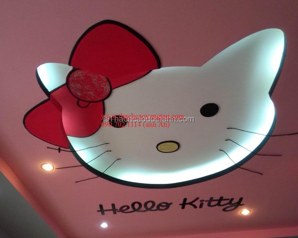 Mẫu hello kitty dành cho những bé yêu màu hồng